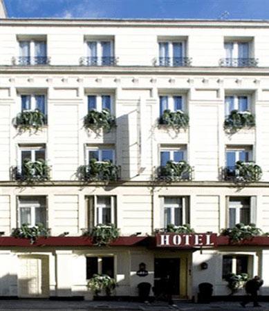 Hotel Opera Frochot Hotel Paris